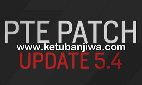 PES 2016 PTE Patch 5.4 Update Single Link Ketuban Jiwa