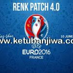 PES 2016 RENK Patch 4.0 Compatible DLC 4