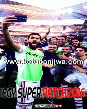 PES 2016 Super Patch v9.0 Final Version by MODY 99 Ketuban Jiwa