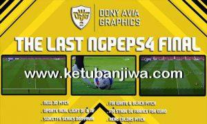 PES 2016 The Last NGPEPS4 Graphic Final AIO by Donyavia Ketuban Jiwa
