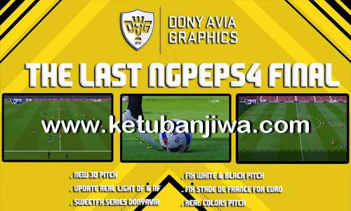 PES 2016 The Last NGPEPS4 Graphic Final AIO by Donyavia Ketuban Jiwa