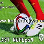 PES 2016 The Last NGPE PS4 Graphic by Donyavia