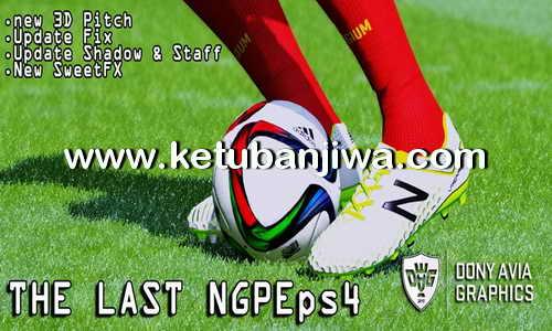 PES 2016 The Last NGPEps4 Graphic by Donyavia Ketuban Jiwa