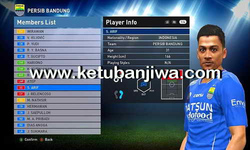 PES 2016 Torabika SC v3.1 For PTE Patch 5.4 by iPatch Team Ketuban Jiwa