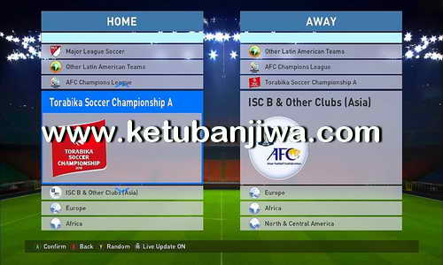 PES 2016 Torabika Soccer Championship TSC 3.0 AIO For PTE Patch 5.3 by iPatch Team Ketuban Jiwa