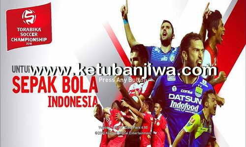 PES 2016 Torabika Soccer Championship TSC 3.1 Update by iPatch Team Ketuban Jiwa