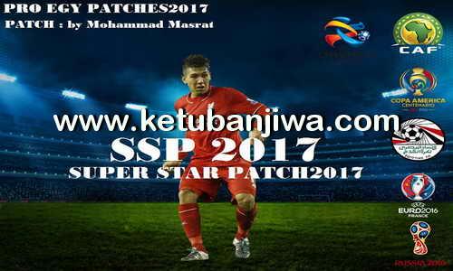 PES6 Super Star Patch 2017 Season 2016-17 Ketuban Jiwa