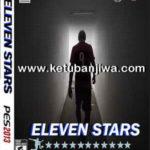 PES 2013 Eleven Stars Patch Season 2016/2017