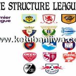 PES 2013 League Structure + Transfer Update 2016/17