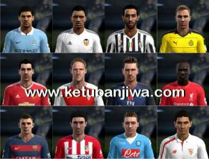 PES 2013 Sun Patch 5.0 Option FIle Update 17 July 2016 by Maicon Andre Ketuban Jiwa