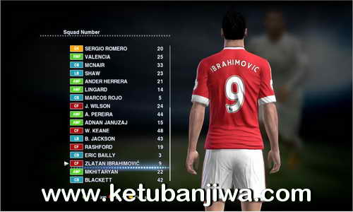 PES 2013 Sun Patch 5.0 Option FIle Update 24 July 2016 by Maicon Andre Ketuban Jiwa