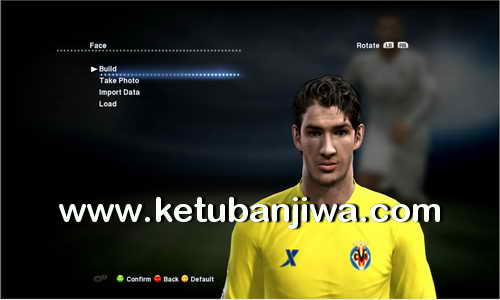 PES 2013 Sun Patch 5.0 Option File Update 27 July 2016 by Maicon Andre Ketuban Jiwa