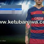 PES 2016 Crack 3DM Patch 1.05 Support Tattoo Pack