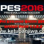 PES 2016 Apocaze Patch 1.5.2 Ultimate Update
