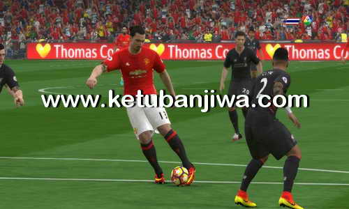 PES 2016 Dunksuriya Patch 5.8 Update 14 July 2016 Ketuban Jiwa