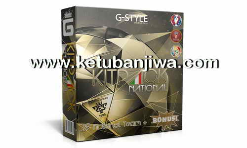 PES 2016 National Kitpack v3.9 AIO by G-Style Ketuban Jiwa