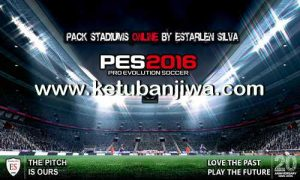 PES 2016 Online Stadium Pack by Estarlen Silva