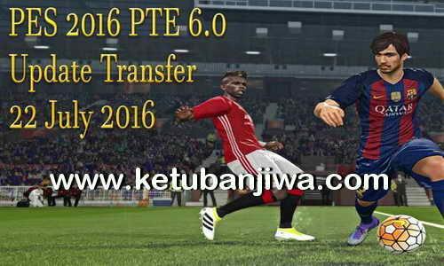 PES 2016 PTE Patch 6.0 Option File Transfer Update 22 July 2016 by Hai Trangquoc Ketuban Jiwa