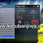 PES 2016 PTE Patch 6.0 Option File Update 31/07/2016