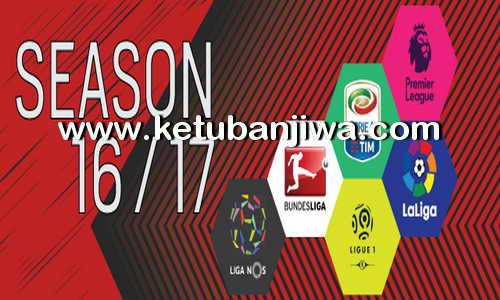 PES 2016 PTE Patch 6.0 Single Link Season 16-17 Ketuban Jiwa