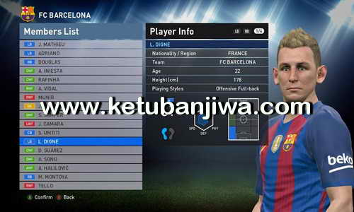 PES 2016 PTE Patch 6.0 Transfer Update 14-07-2016 by Nico Pradana Ketuban Jiwa