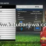PES 2016 Transfer Update + Fix Homeground Stadium