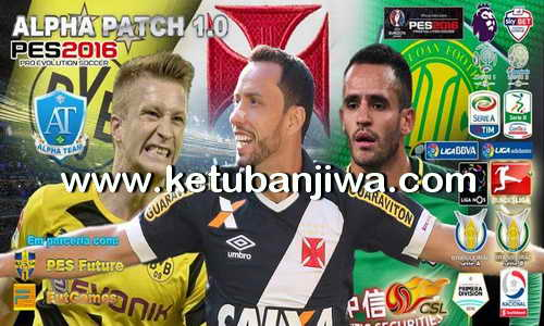 PES 2016 XBOX 360 Alpha Patch 1.0 Ketuban Jiwa