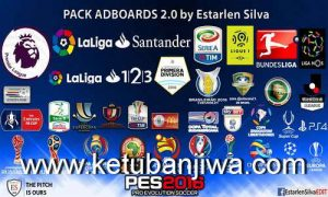 PES 2016 Adboards Pack v2.0 by Estarlen Silva