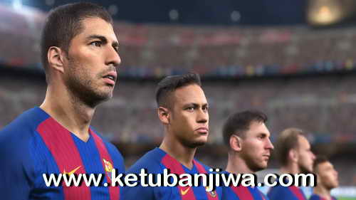Can you play PES 2017 on your PC or Laptop Ketuban Jiwa SS1