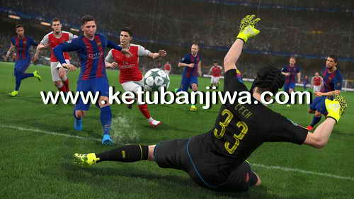 Can you play PES 2017 on your PC or Laptop Ketuban Jiwa SS2