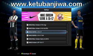 PES 2013 Ballpack 165 Balls Season 2016-2017 by aLbiii Ketuban Jiwa