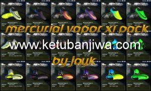 PES 2013 Mercurial Vapor XI Bootpack by Jayk
