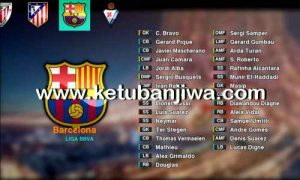 PES 2013 Option File Update Season 2016-2017 For PES JP by Mohammad Rostami Ketuban Jiwa