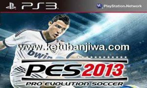 PES 2013 PS3 Option File Update Season 2016/2017