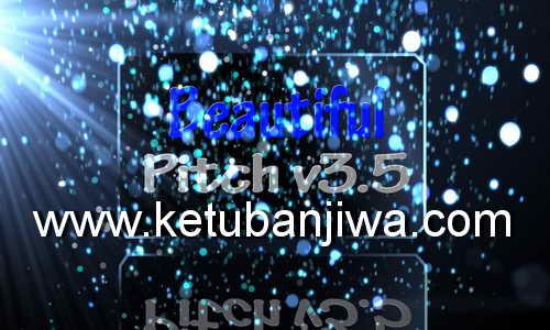 PES 2016 Beautiful Pitch v3.5 by Dayu