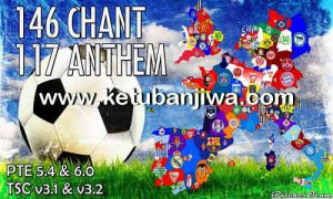 PES 2016 Big Chant Pack v2 + Anthem AIO by iPatch Team
