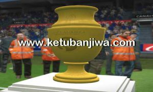 PES 2016 Copa America Centenario Trophy by Txak Ketuban Jiwa