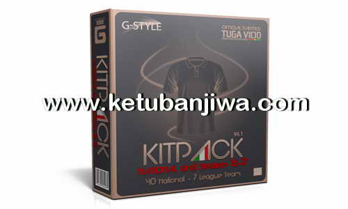 PES 2016 Kitpack National 4.1 All In One by G-Style Ketuban jiwa