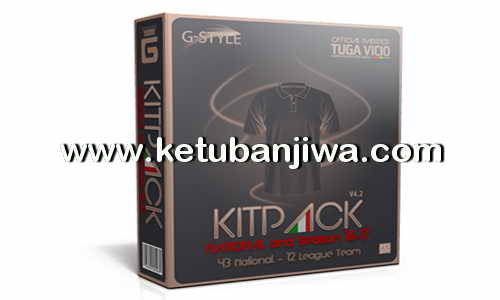 PES 2016 Kitpack National 4.3 AIO Season 16-17 by G-Style Ketuban Jiwa