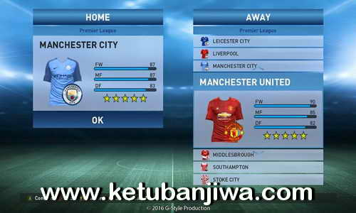 PES 2016 KitsLogo v3 Full League by Angga_al Ketuban Jiwa Preview