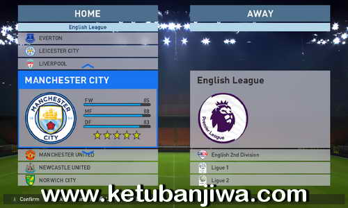 PES 2016 License Patch AIO + New GamePlay by PESLover Ketuban Jiwa
