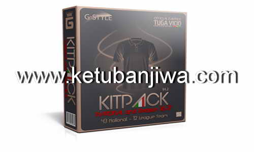 PES 2016 National Kitpack v4.4 by G-Style