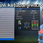 PES 2016 Transfer Update 05 August 2016 PTE Patch 6.0