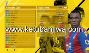 PES 2016 Option File Update Transfers 24 August 2016 for PTE 6.0 by niniboy