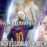 PES 2016 PES Professionals v4.2 Update 30/08/2016