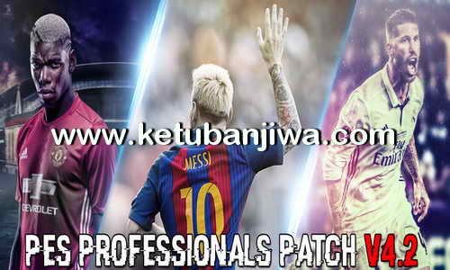 PES 2016 PES Professionals Patch 4.2 Update Ketuban Jiwa