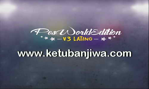 PES 2016 PS2 PesWorldEdition PWE Patch v3 Latino Ketuban Jiwa
