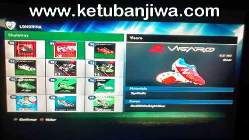 PES 2016 PS3 BLUS WS Patch 4.0 Season 16-17 Preview 3 Ketuban Jiwa