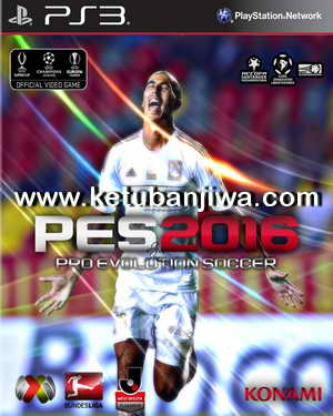 PES 2016 PS3 Option File v5 NPUB - BLUS - NPEB Update 13 August 2016 by JeeCkho Ketuban Jiwa