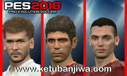 PES 2016 PTE Patch 6.0 Option File Transfer Update 08 August 2016 by Fadli Ketuban Jiwa